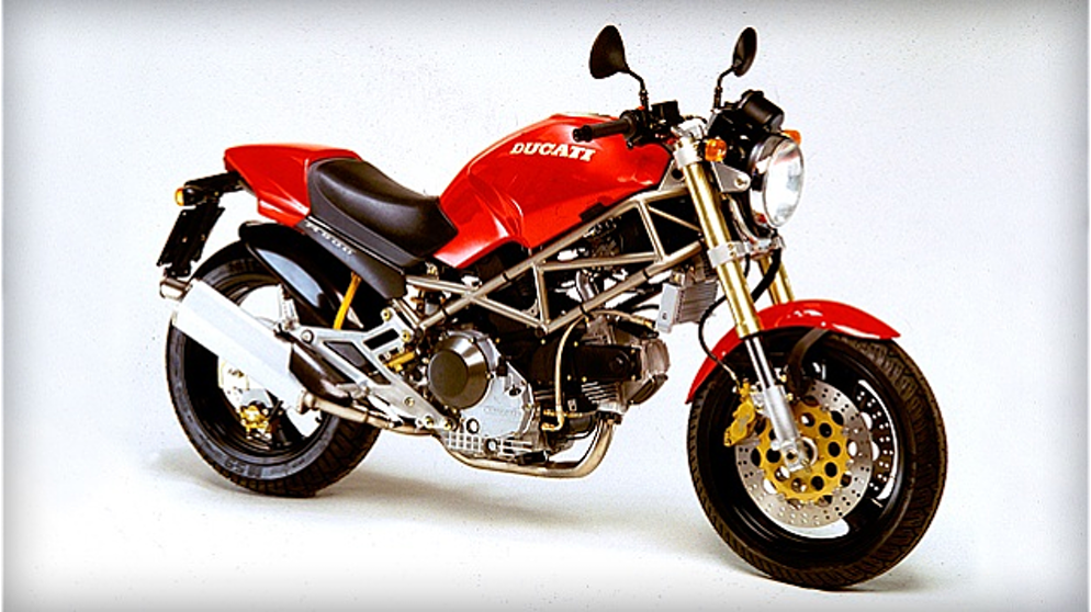 Wondrous 2015 Ducati Monster 821 Review Revzilla Onthecornerstone Fun Painted Chair Ideas Images Onthecornerstoneorg