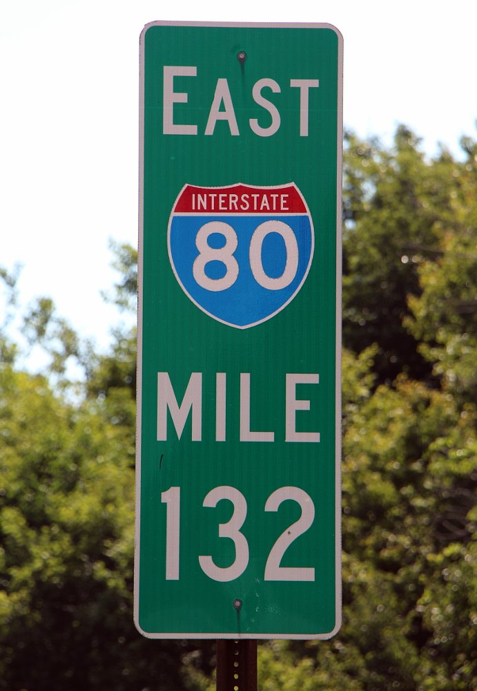 Interstate 95 Sticker East Coast Highway Sign Decal