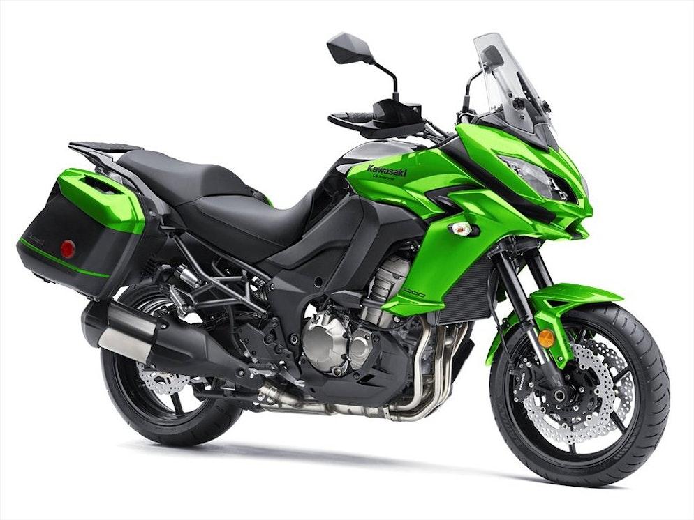 2015 Kawasaki Versys 1000 Lt Review Revzilla