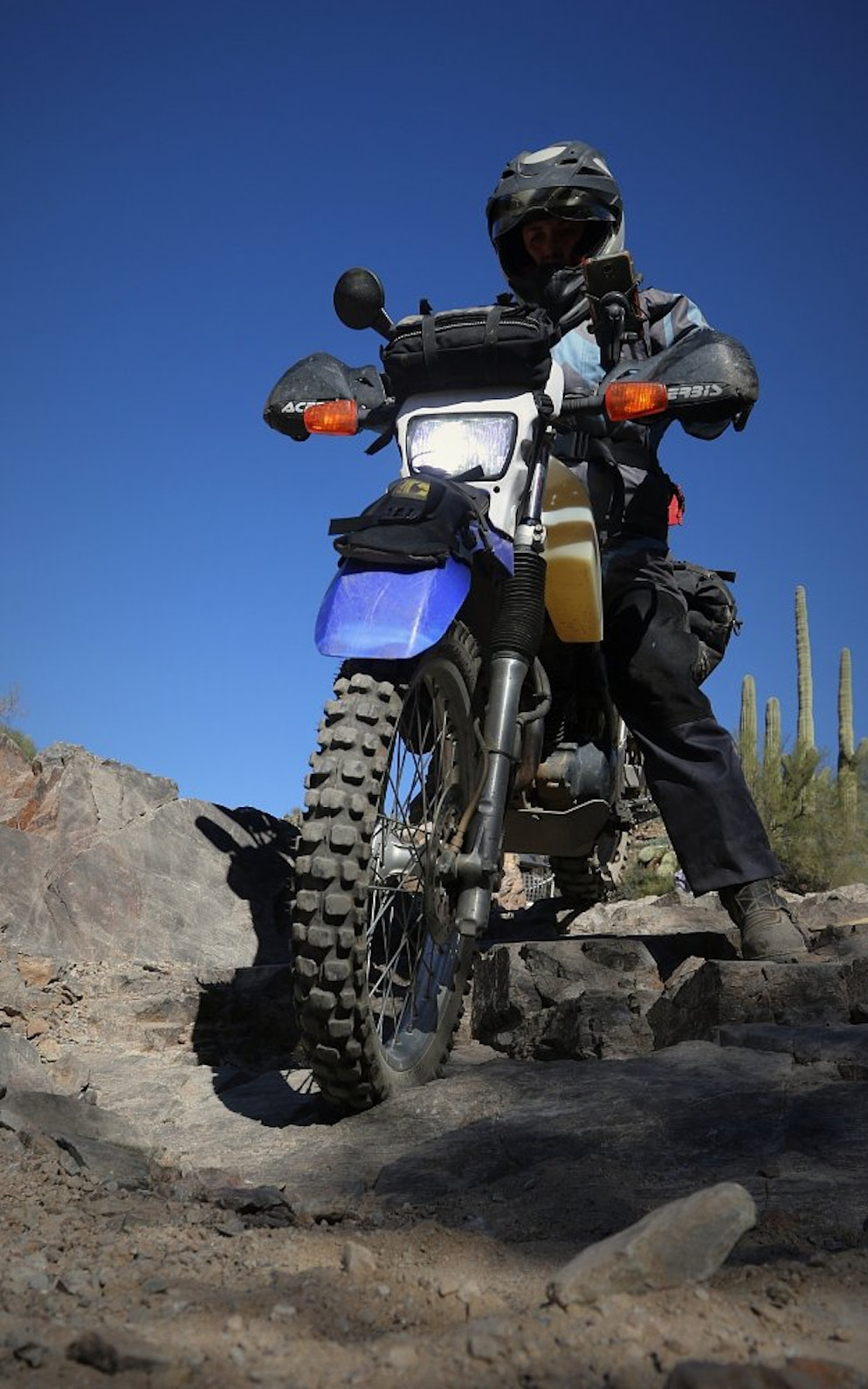 Ten lessons learned by a new off-road rider - RevZilla
