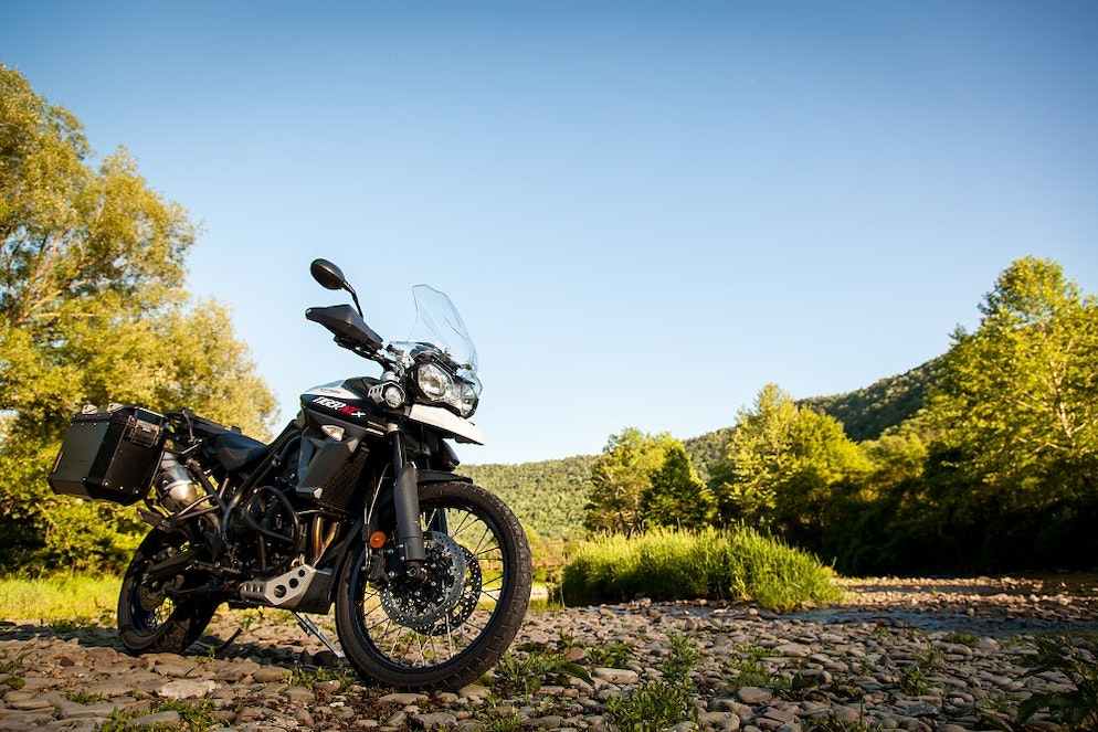 A year of the Tiger: Long-term abuse of a Triumph Tiger 800