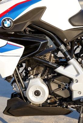 Двигатель BMW G 310 R