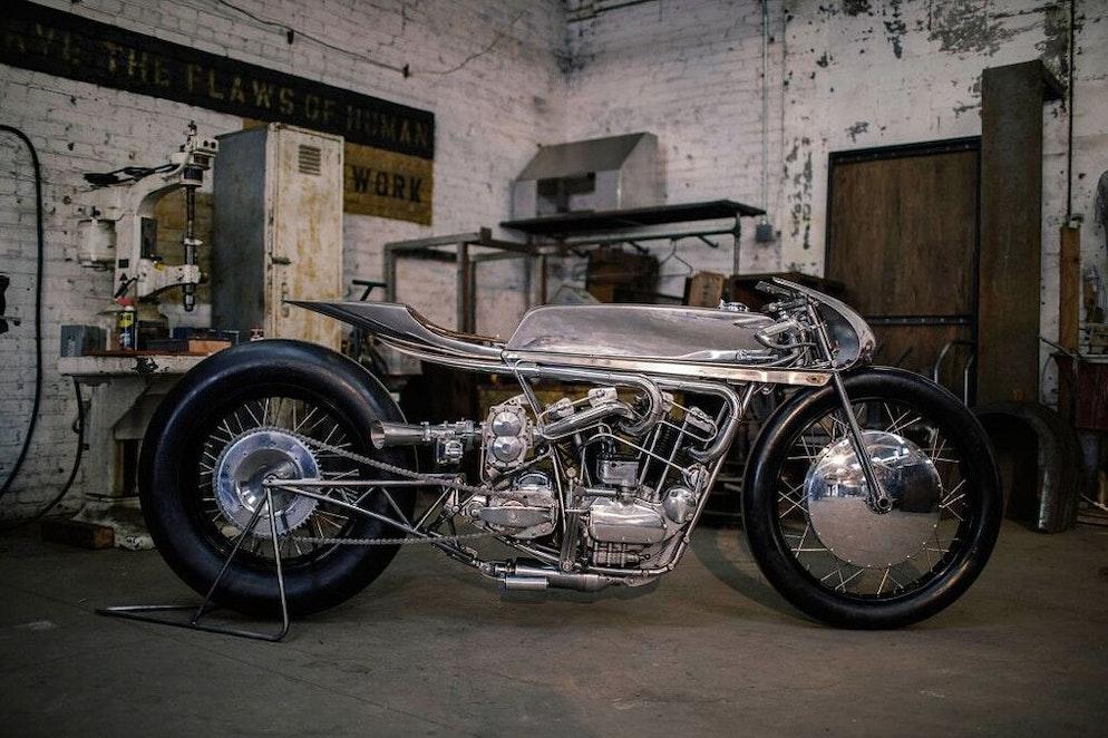 Why Max Hazan is your custom motorcycle builder's favorite