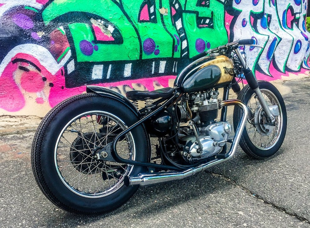 Custom motorcycle styling cues: The science of art - RevZilla