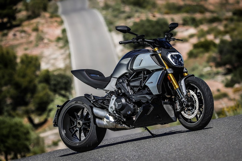 2019 Ducati Diavel 1260 S first ride review - RevZilla