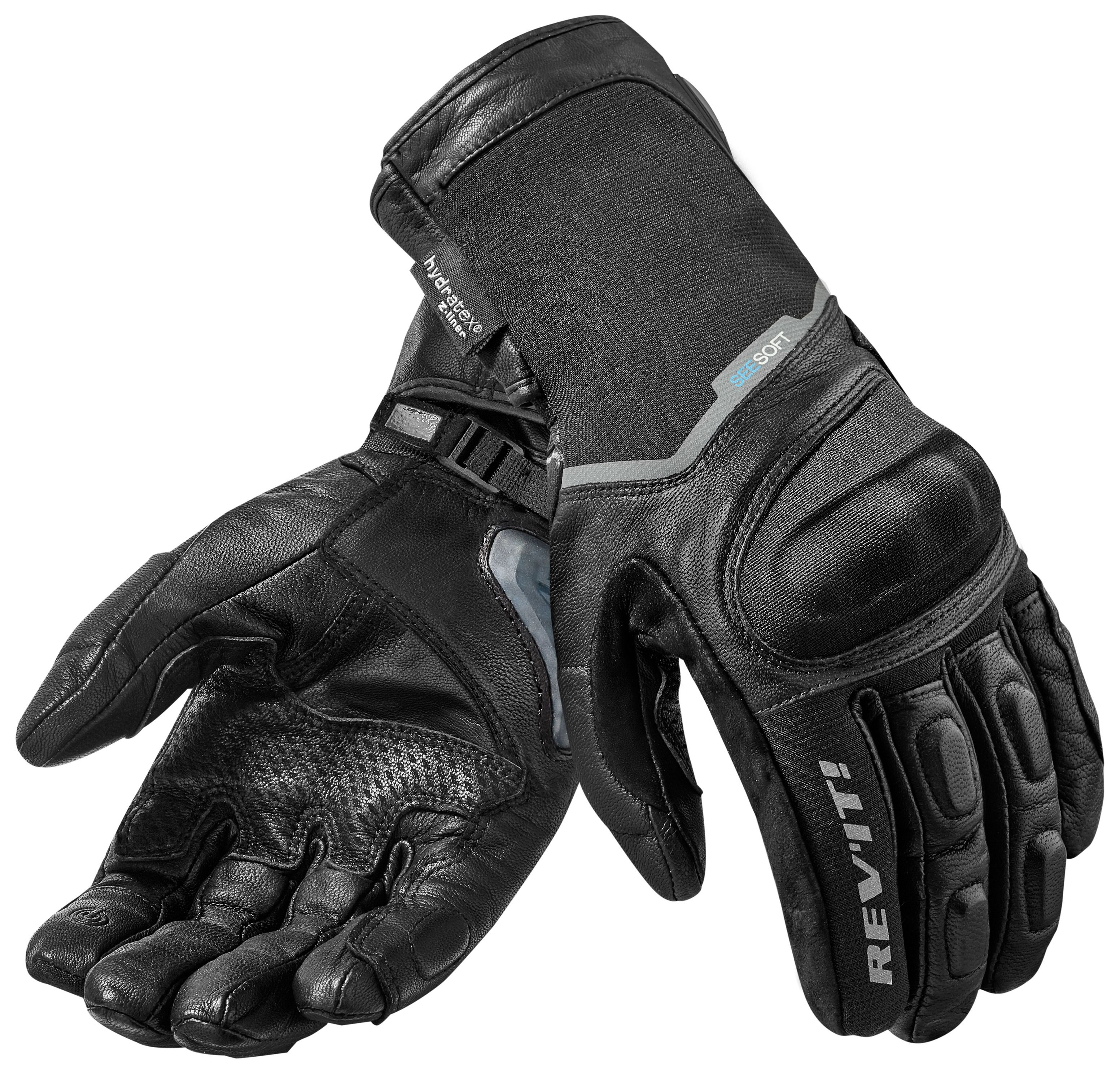 Motorbike Winter Gloves Motorcycle Racing Leather Waterproof Thermal 1353 2XL